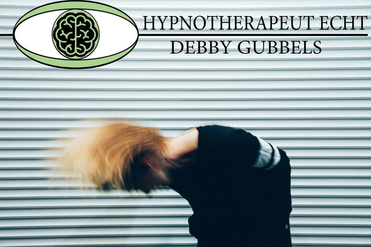 "Hypnotherapeut Echt Debby Gubbels ""Ahh, dat irriteert zó!"""